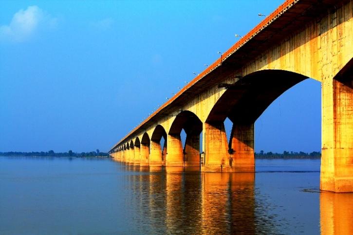 M.G Setu River Road Bridge