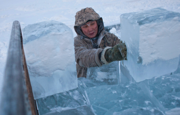 ice russia