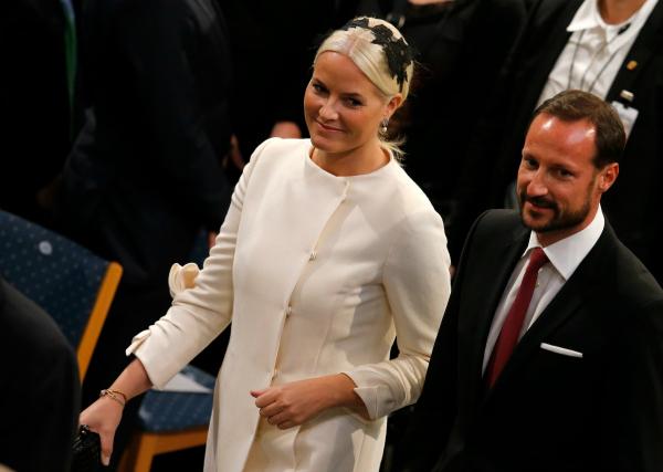royalty at nobel ceremony