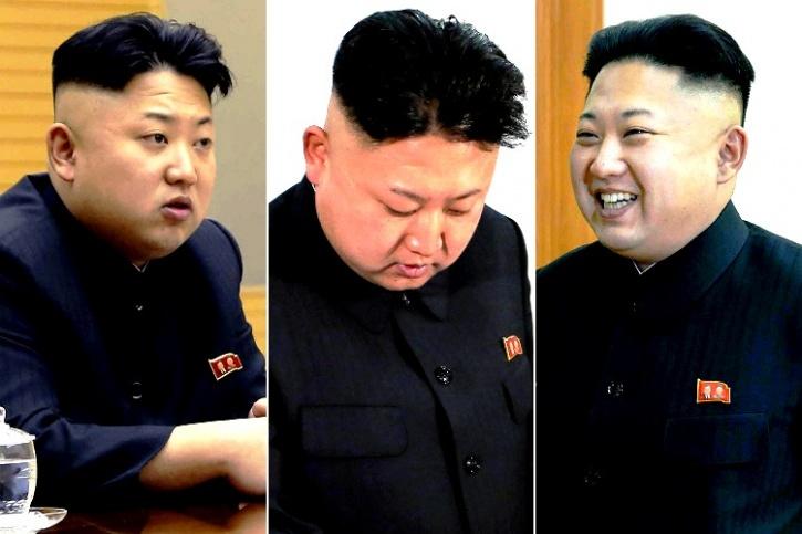 The Kim Jong-un hairdo
