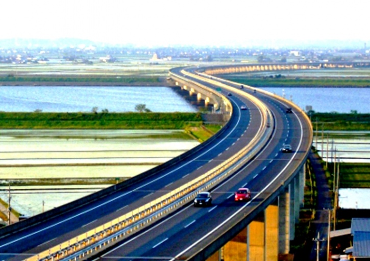 Chennai Port Maduravoyal Elevated Expressway