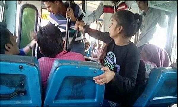 Bus molestation rohtak