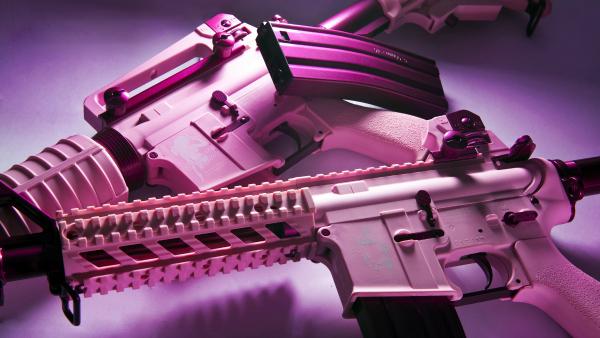 pretty gun
