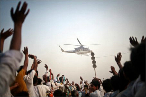 helicopter india