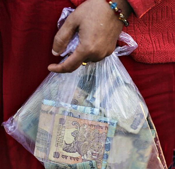 india black money