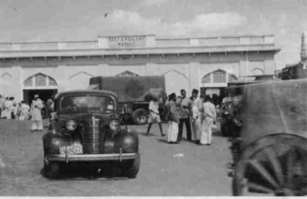 Russel Market Bangalore