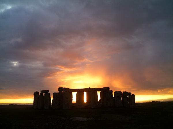Winter solstice, stonehenge