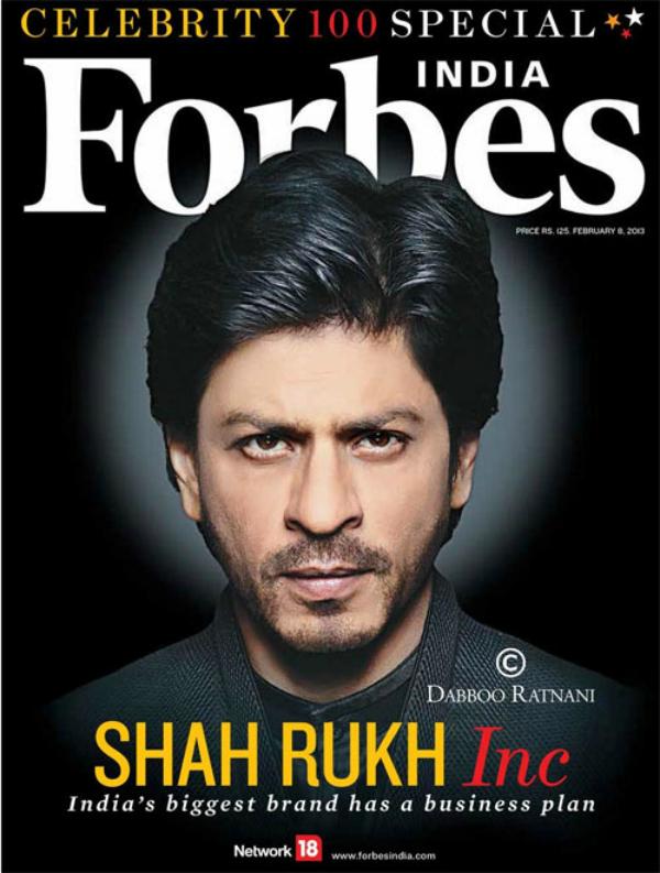 SRK forbes