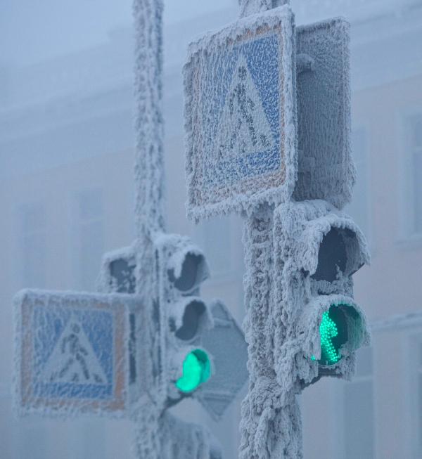 frozen redlights