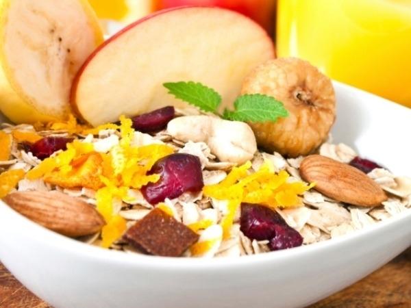 Healthy Oats Recipes: Oats Salad