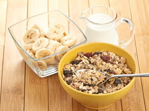 Breakfast: Homemade Muesli Recipe