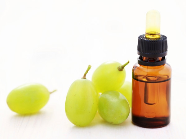 Grapeseed Oil For A Glowing Complexion