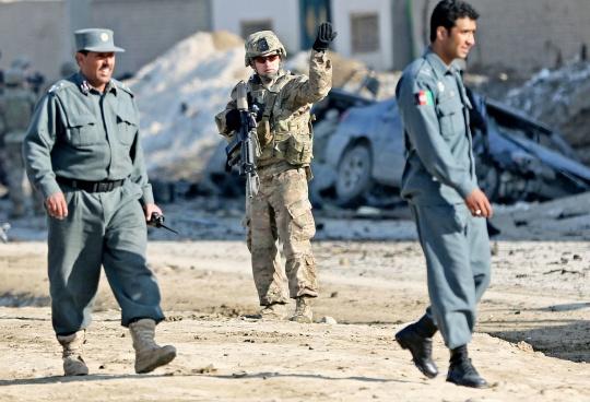 Afghanistan Releases 65 Detainees
