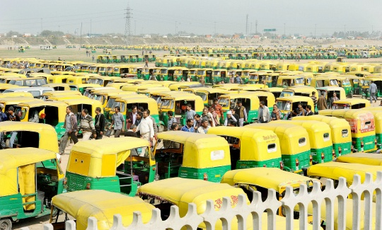 GPS Must in Autos, Buses by February 20