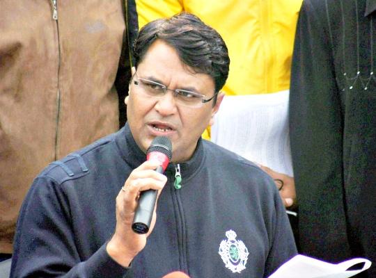 Vinod Kumar Binny