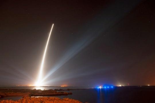 5th Boeing GPS IIF Spacecraft