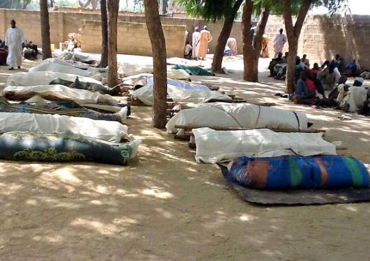 Over 100 Dead in Nigeria Islamist Attack