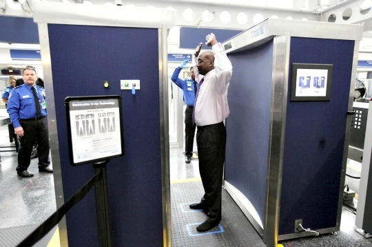 New Tech May Spell End of Full-Body Scanners