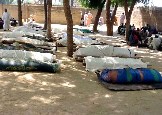 50 Feared Dead in Nigeria Attack: Witnesses