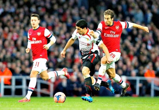 Arsenal Enjoy Revenge Over Liverpool