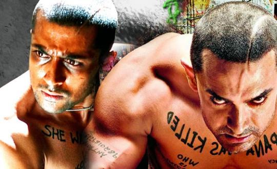 Ghajini Star Suriya to Help Aamir Khan!