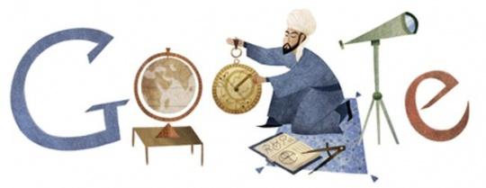 Google Doodle Science 2013