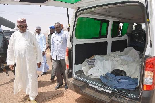 Gunmen Kill 59 Pupils in Nigeria