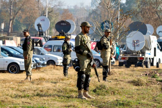 Islamabad Declared 'Extremely Dangerous'
