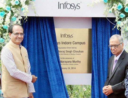 Infosys to Open Campus in Indore