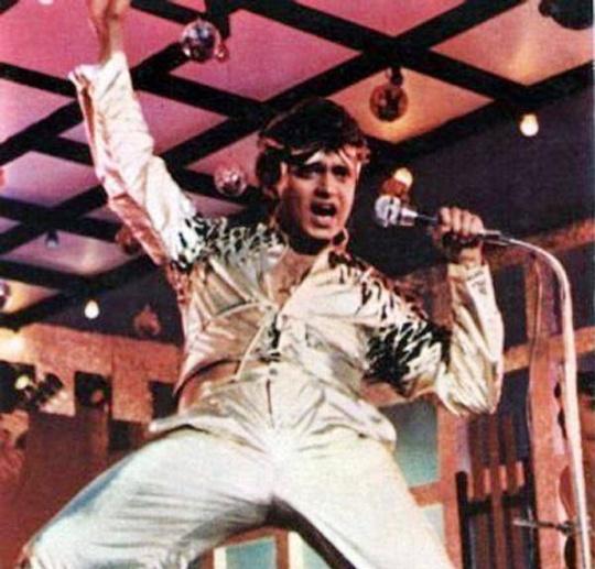 Mithun Chakraborty in Disco Dancer