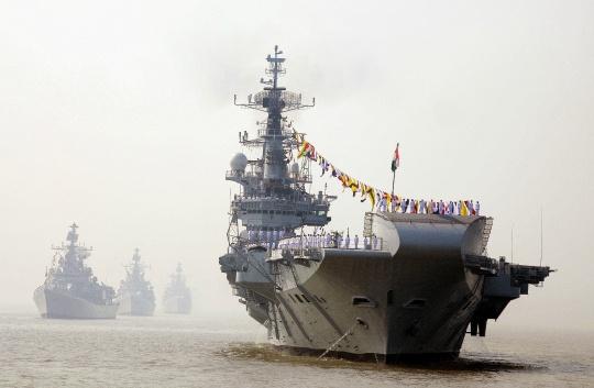 Navy Kicks Off Largest Combat Exercise