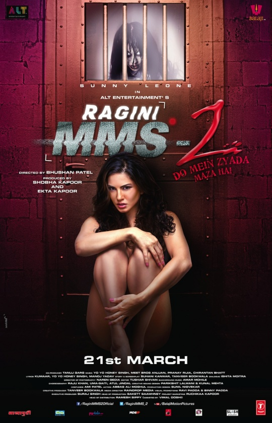 Ragini MMS 2 Poster