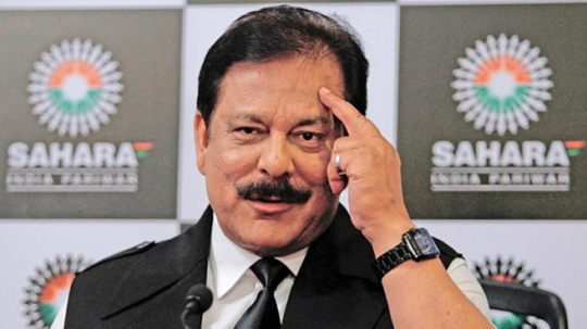 Subrata Roy Arrested In Lucknow