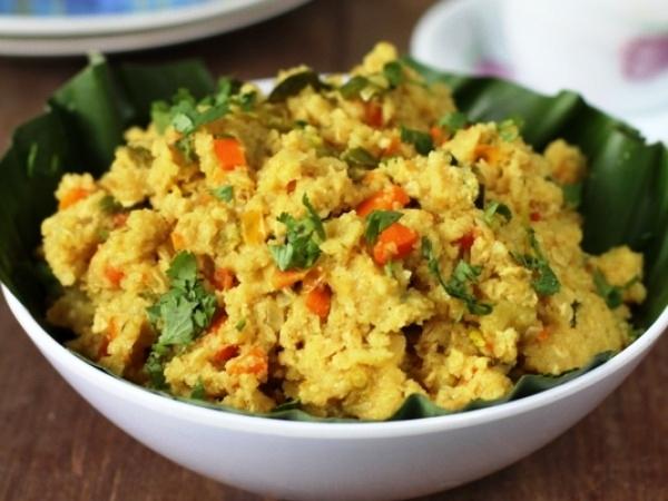 Healthy Oat Recipes: Oats Lemon Rice