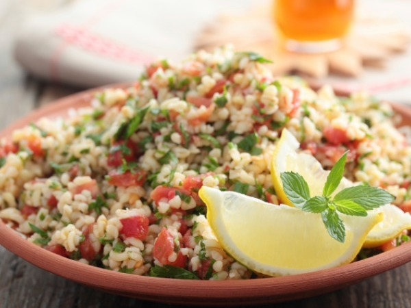 Middle Eastern Salad Recipe: How To Make Tabbouleh