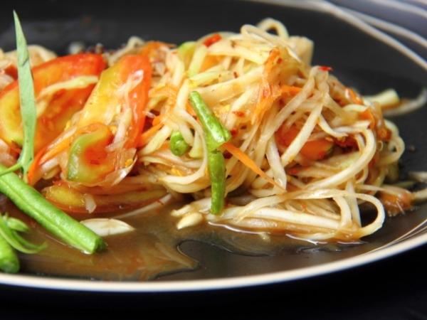 Raw Papaya Chutney Recipe