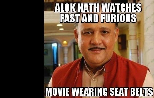 ALOK NATH MEMES