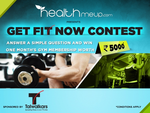 Get Fit Now Contest!