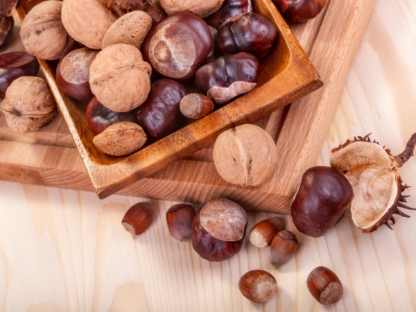 Healthy Foods: Vitamin E Rich Foods