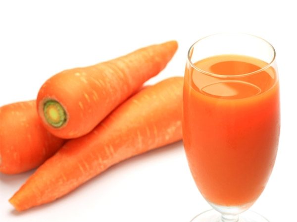 Health Benefits Of Carrot Juice