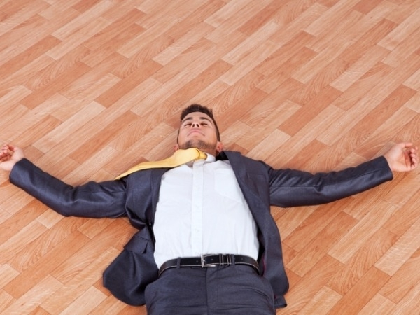 First Aid: How To Deal With Fainting