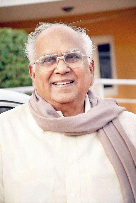 Akkineni Nageswara Rao is dead