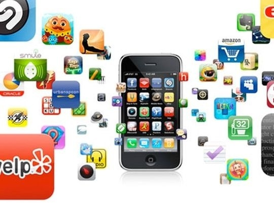 Apple App Sales Touch $1 Billion in December