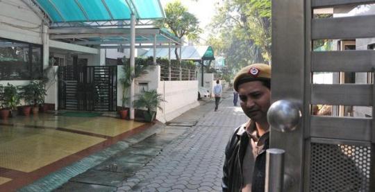 Arvind Kejriwal's Delhi Residence