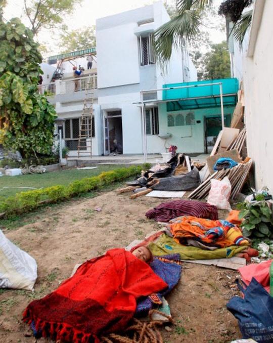 Arvind Kejriwal's House