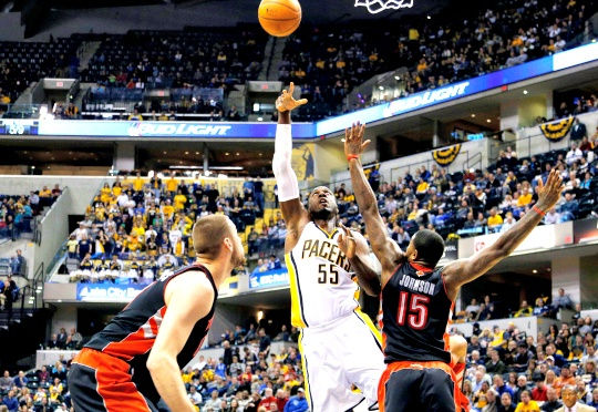 Indiana Pacers Keep League-Best Record