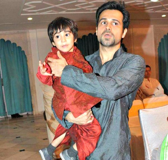 Emraan Hashmi's Son Ayan Detected With Cancer