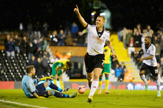 Fulham Find Form to Knock Out Norwich in FA Cup