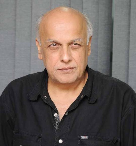 Filmmaker Mahesh Bhatt