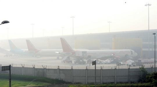 150 Flights Affected in Delhi Due to Fog